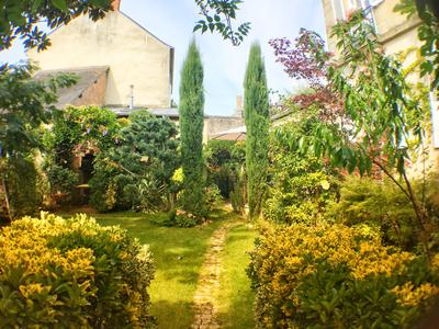 Outstanding 'Maison de Maître' in the heart of Alençon, offering country house living with city centre amenities.