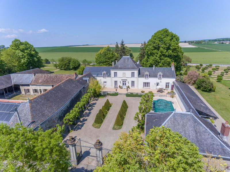 Maison à vendre à LIGRE(37500) - Indre et Loire