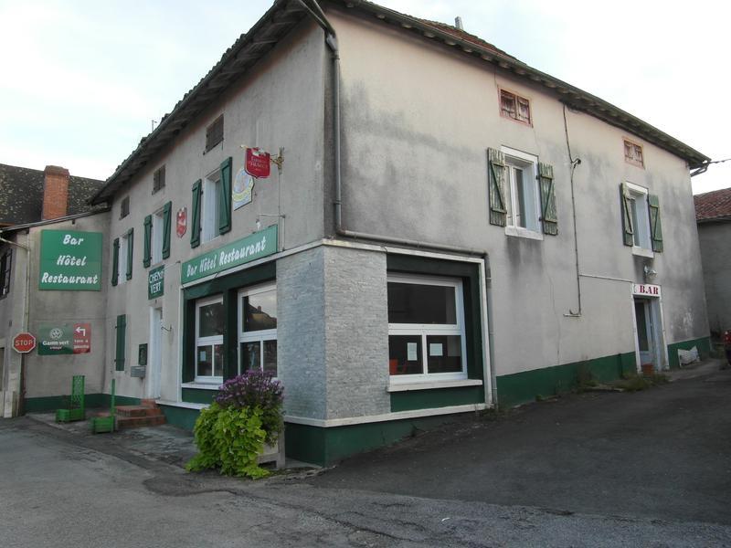 Commerce à vendre à MEZIERES SUR ISSOIRE(87330) - Haute Vienne