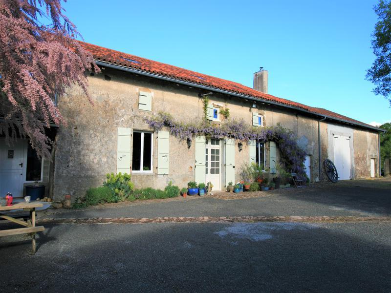 Maison à vendre à CHERONNAC(87600) - Haute Vienne