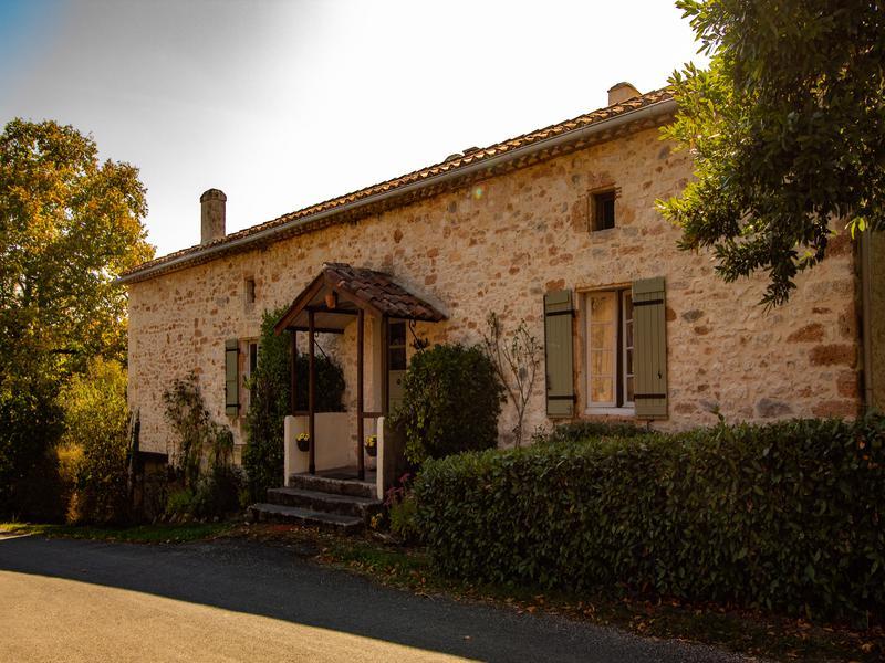 Maison à vendre à CONDEZAYGUES(47500) - Lot et Garonne
