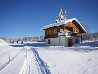 French ski chalets, properties in , Savoie Grand Revard, Massif des Bauges