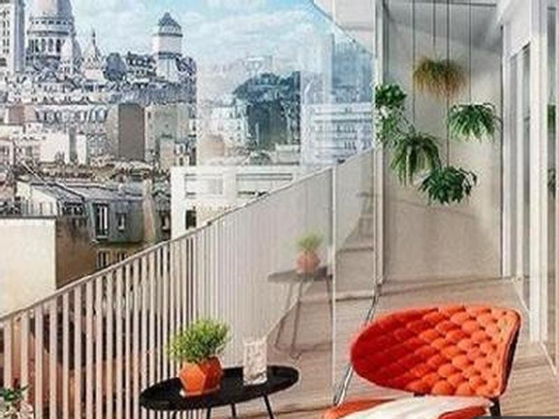 Appartement 4 pièces à vendre à PARIS XVIII (75018) -  Paris