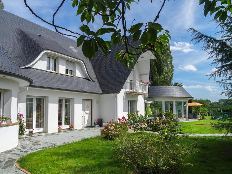 House for sale in -------- - Seine Maritime - A fabulous modern