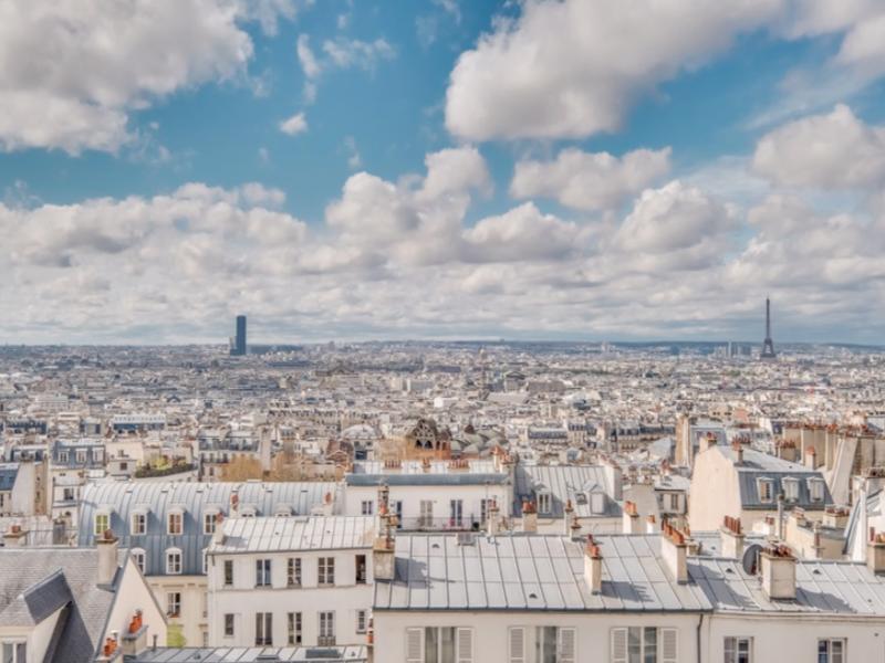 Maison à vendre à PARIS XVIII(75018) - Paris