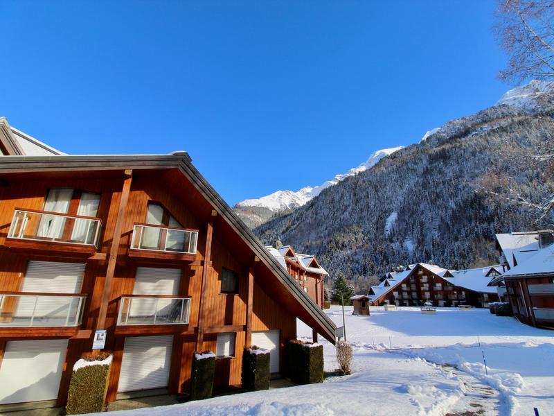 Appartement 3 pièces à vendre à LES CONTAMINES MONTJOIE (74170) -  Haute Savoie