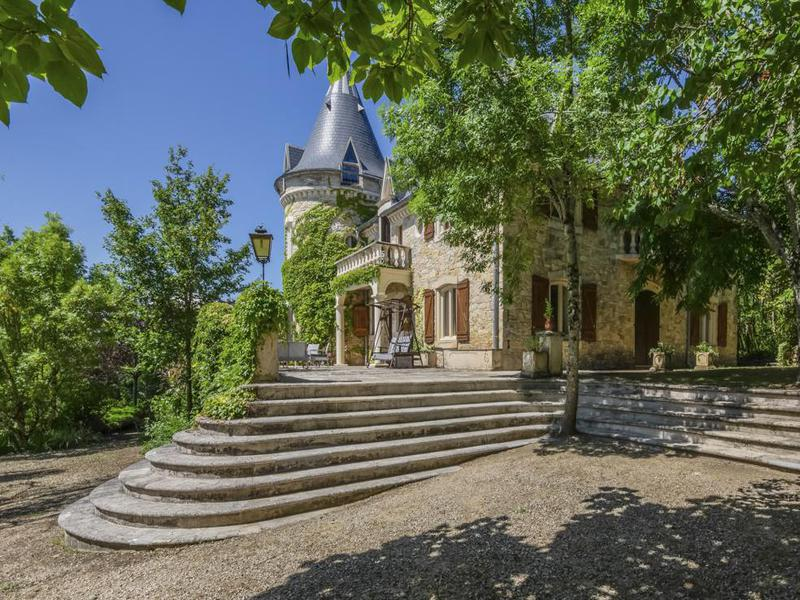 Chateau for sale in CAMBAYRAC - Lot - Fairytale castle with
