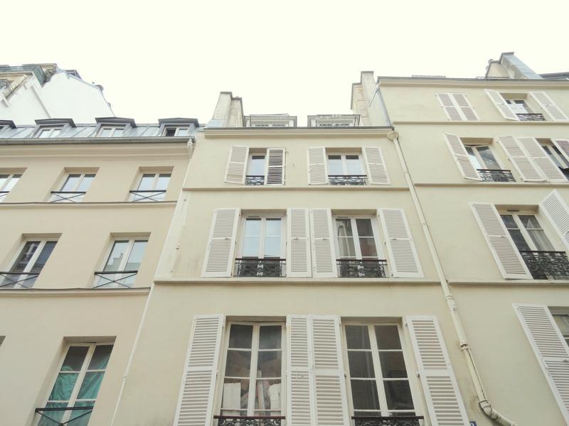 Appartement 1 pièce  à vendre à PARIS III (75003) -  Paris