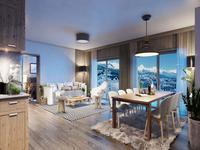 French ski chalets, properties in Valmorel, Valmorel, Le Grand Domain