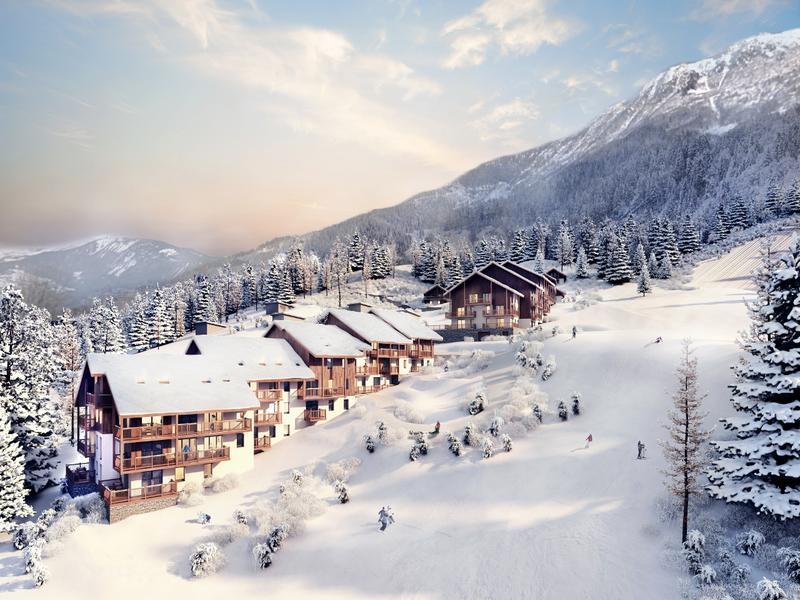 Appartement 3 pièces à vendre à VALMOREL (73260) -  Savoie