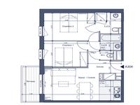 Appartement à vendre à VALMOREL en Savoie - photo 1