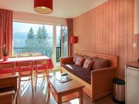 Appartement 2 pièces de 40m2 dans Résidence Pleiades à Flaine, Grand Massif. Coin montagne spacieux, 2 sdb et grand balcon avec vue imprenable sur la domaine.