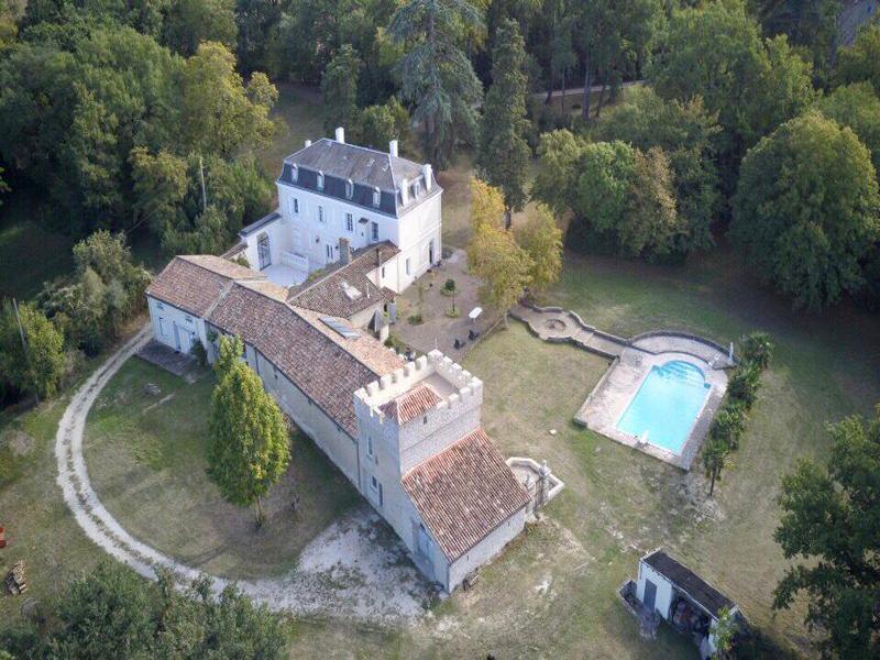 Chateau à vendre à PUYLAURENS(81700) - Tarn