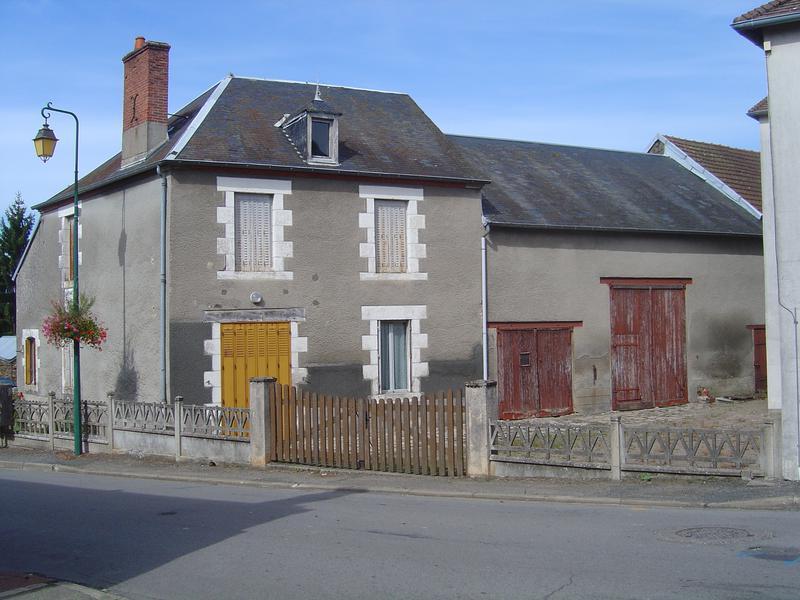 Maison à vendre à PREVERANGES(18370) - Cher
