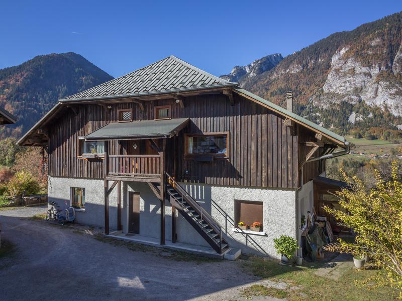 Appartement 3 pièces à vendre à LE BIOT (74430) -  Haute Savoie