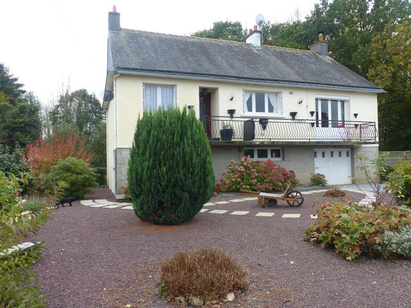 Maison à vendre à la Trinite Porhoet(56490) - Morbihan