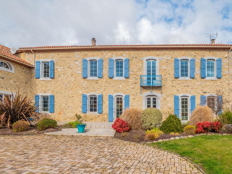 Maison à vendre à AUSSON(31210) - Haute Garonne