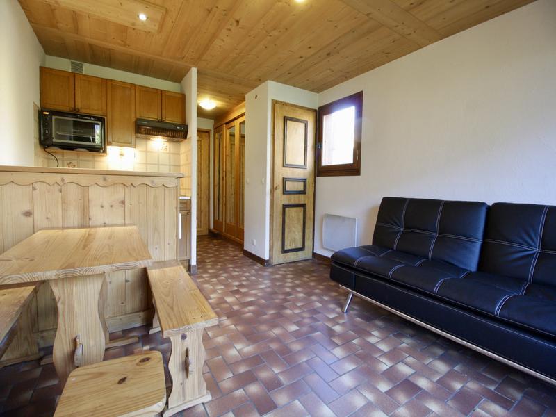 Appartement 1 pièce  à vendre à SAINT GERVAIS LES BAINS (74170) -  Haute Savoie