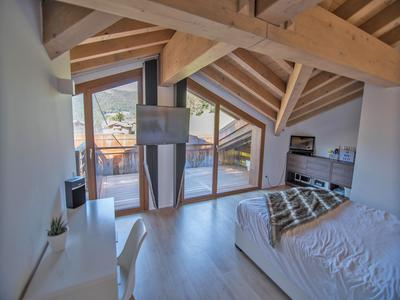 Luxury ski chalet, panoramic views - Saint Jean de Sixt