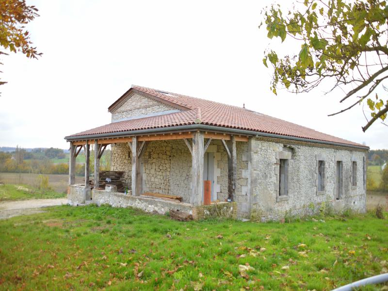 Maison à vendre à BOUDY DE BEAUREGARD(47290) - Lot et Garonne