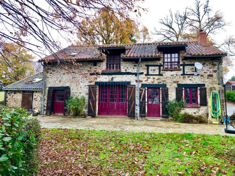 Maison à vendre à ST PAUL(87260) - Haute Vienne