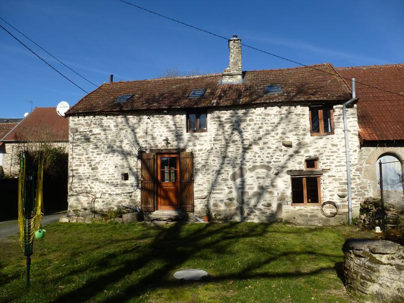 Maison à Vendre à Crozant 23160 Creuse