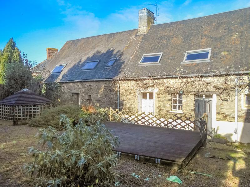 Maison à vendre à LES PAS(50170) - Manche