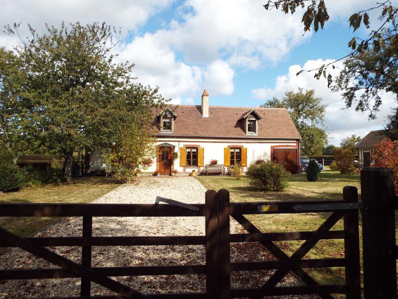 Maison à vendre à CHERONVILLIERS(27250) - Eure