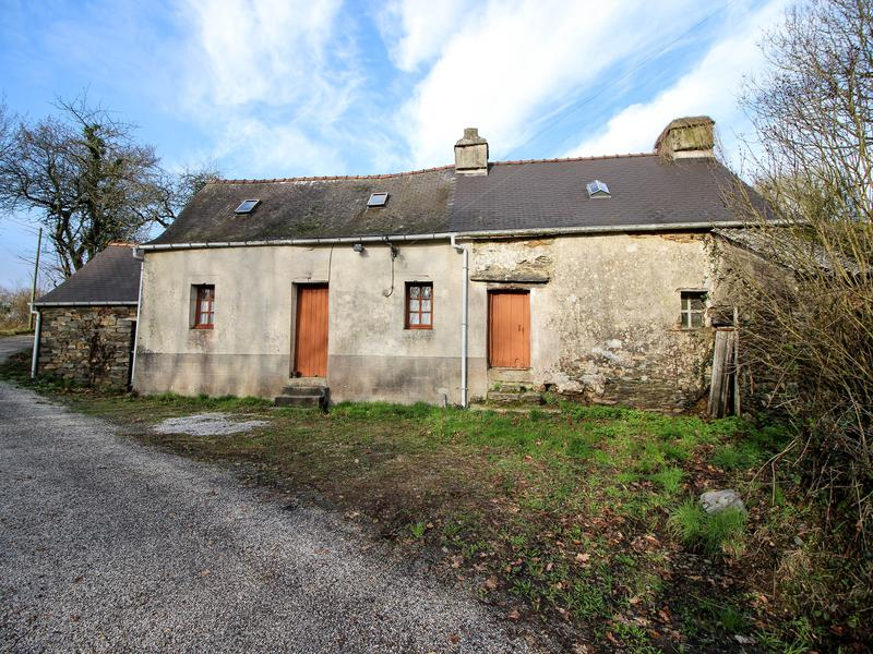 Maison à vendre à BRASPARTS(29190) - Finistere