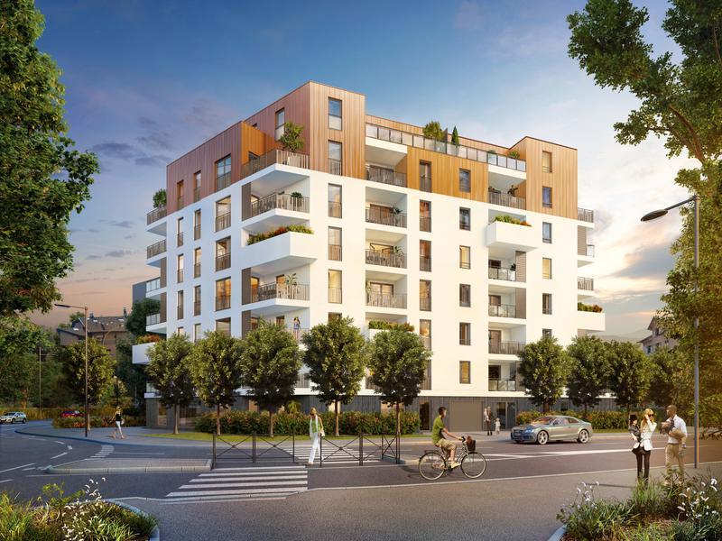 Appartement 4 pièces à vendre à ANNECY (74000) -  Haute Savoie