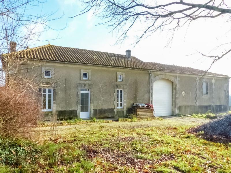 Maison à vendre à BOISBRETEAU(16480) - Charente