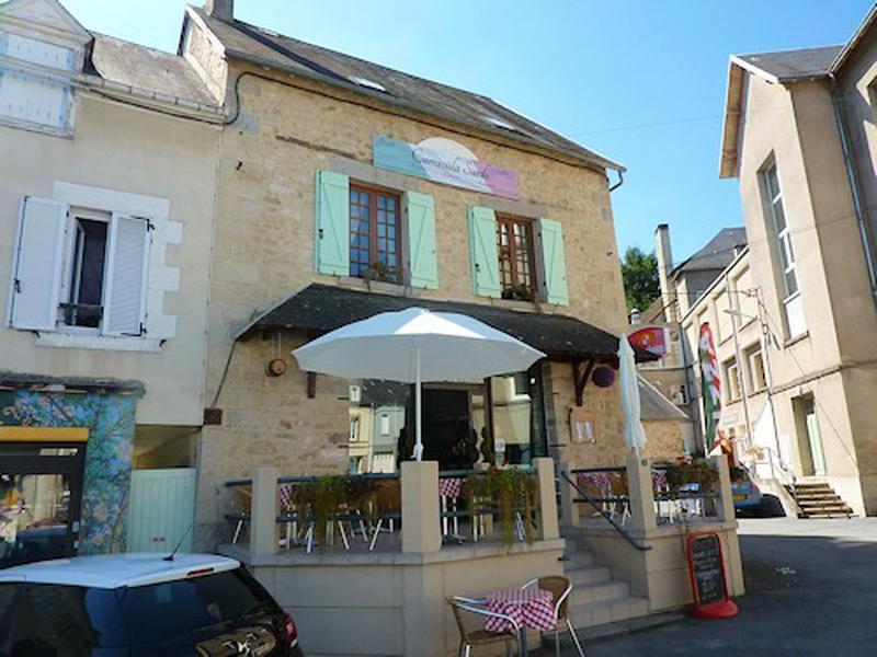 Commerce à vendre à ST ETIENNE DE FURSAC(23290) - Creuse
