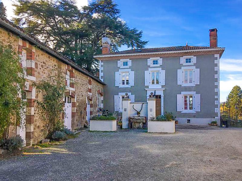 Maison à vendre à CHABANAIS(16150) - Charente