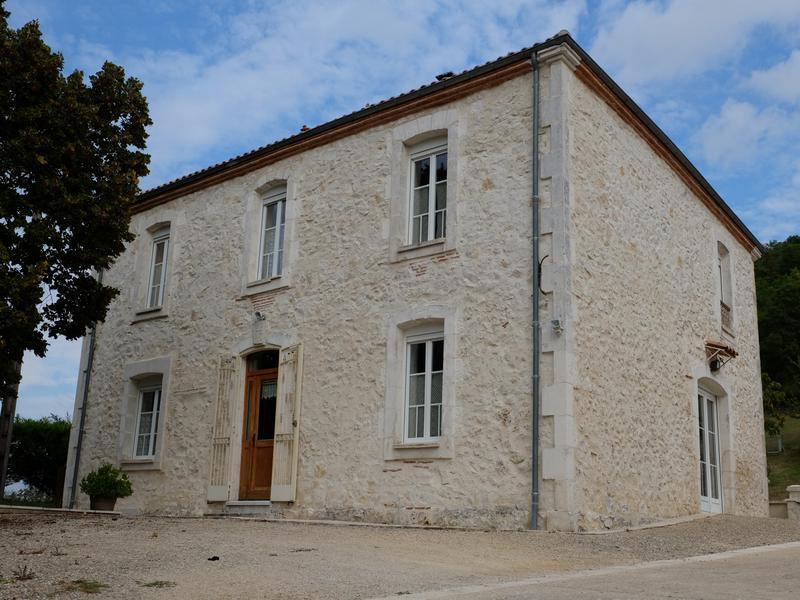 Maison à vendre à PUJOLS(47300) - Lot et Garonne
