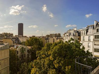 apartmentin PARIS XIV