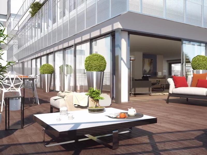 Appartement 5 pièces à vendre à PARIS XIV (75014) -  Paris