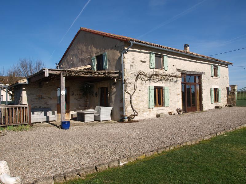 Maison à vendre à PLIBOUX(79190) - Deux Sevres