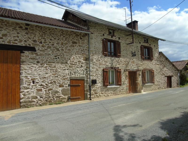 Maison à vendre à CHATEAUNEUF LA FORET(87130) - Haute Vienne