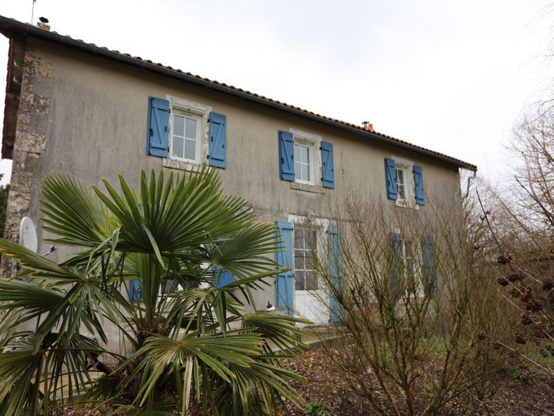 Maison à vendre à LA MOTHE ST HERAY(79800) - Deux Sevres