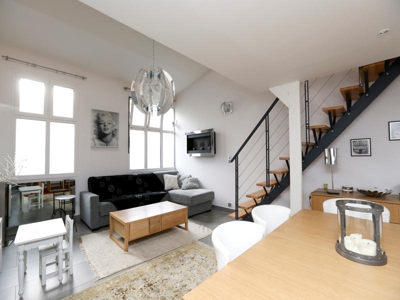 Appartement 5 pièces à vendre à PARIS III (75003) -  Paris