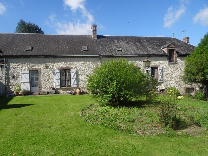Maison à vendre à SOUANCE AU PERCHE(28400) - Eure et Loir