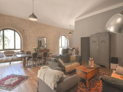 Luberon, Rare ! Historic estate in the heart of an exceptional environment.