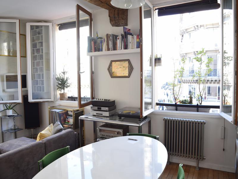 Appartement 2 pièces à vendre à PARIS I (75001) -  Paris