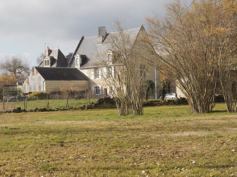 Maison à vendre à AVOINE(37420) - Indre et Loire