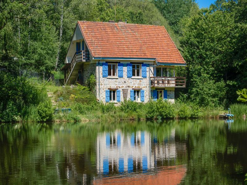 Groovy Lake For Sale In St Saud Lacoussiere Dordogne Up And Download Free Architecture Designs Viewormadebymaigaardcom