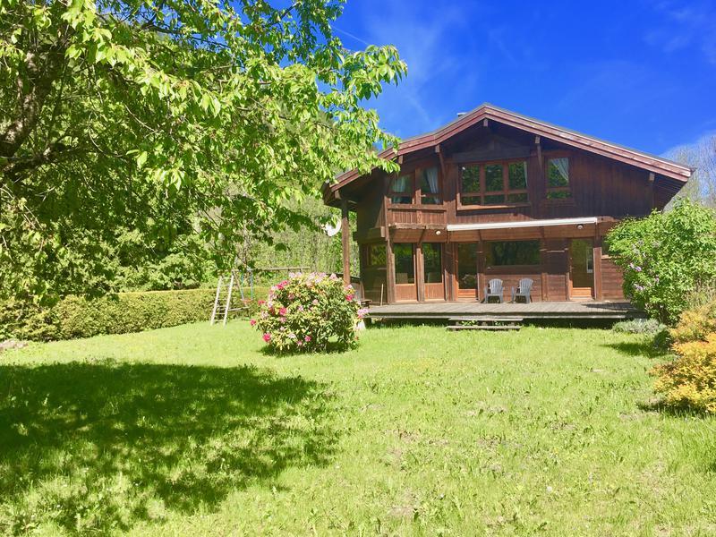 Chalet à vendre à SAINT GERVAIS LES BAINS(74170) - Haute Savoie