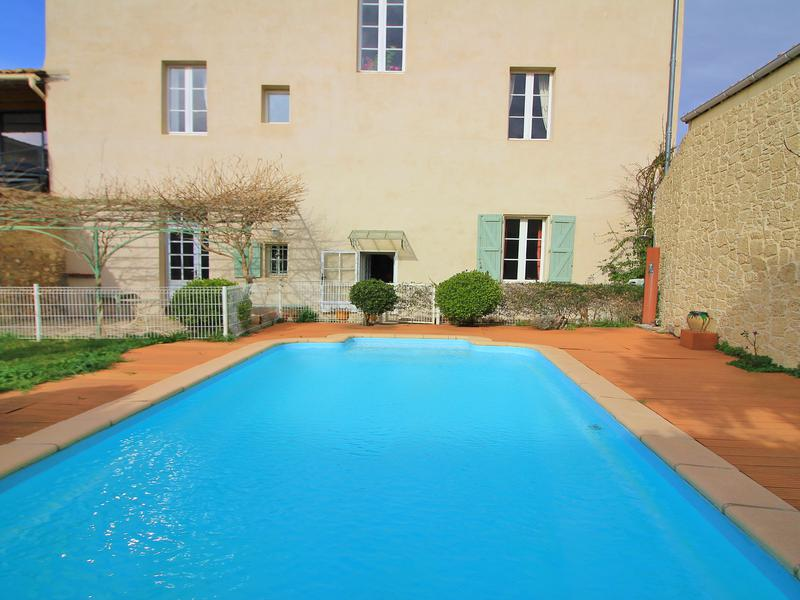 House For Sale In Montredon Des Corbieres Aude Stunning