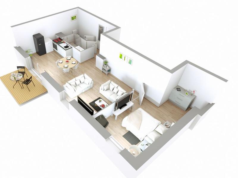 Appartement à vendre à DAX (40100) -  Landes