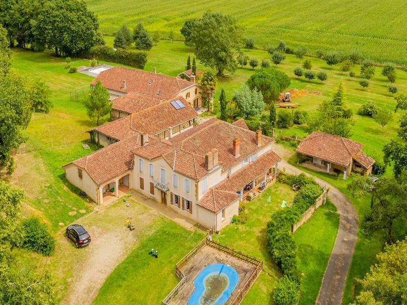 Maison à vendre à ARTHEZ D ARMAGNAC(40190) - Landes