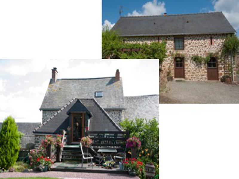 Maison à vendre en Pays de la Loire - Mayenne ERNEE Deux maisons